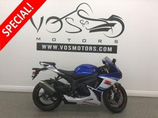 Used 2016 Suzuki GSX-R750 - No Payments For 1 Year** for sale in Concord, ON