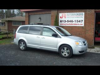 Used 2010 Dodge Grand Caravan SE - Stow n' Go - Nice Clean Van! for sale in Elginburg, ON