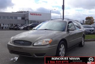 Used 2005 Ford Taurus SEL |AS-IS SUPER SAVER| for sale in Scarborough, ON