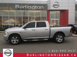 Used 2010 Dodge Ram 1500 SLT, HEMi, CREW CAB, 4x4 for sale in Burlington, ON