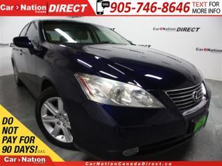 Used 2009 Lexus ES 350 | LEATHER| SUNROOF| PUSH START| LOW KM'S| for sale in Burlington, ON