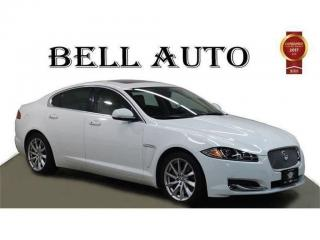 Used 2012 Jaguar XF NAVI MOONROOF BACKUP CAM BLIND for sale in North York, ON