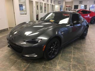 Used 2017 Mazda Miata MX-5 GS! CLEAN CARPROOF! NAVIGATION! BLUETOOTH! for sale in Aylmer, ON