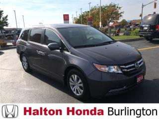 Used 2014 Honda Odyssey EXL|ACCIDENT FREE|ONE OWNER for sale in Burlington, ON