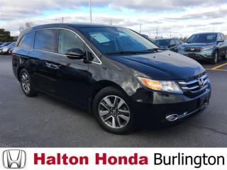 Used 2014 Honda Odyssey TOURING|ACCIDENT FREE|ONE OWNER for sale in Burlington, ON