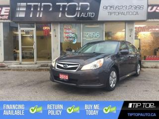 Used 2010 Subaru Legacy 2.5i ** All Wheel Drive, Manual, Bluetooth ** for sale in Bowmanville, ON