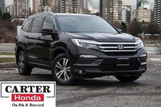 Used 2016 Honda Pilot EX-L w/NAVI + LEATHER + 8 SEATS + CERTIFIED! for sale in Vancouver, BC