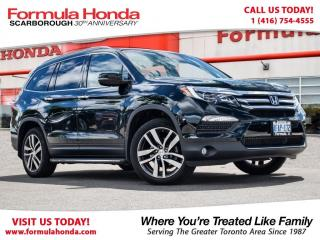 Used 2016 Honda Pilot TOURING | TOP OF LINE | NAVIGATION for sale in Scarborough, ON