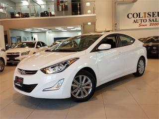 Used 2016 Hyundai Elantra SPORT-SE-AUTO-SUNROOF-REAR CAM-ONLY 60KM for sale in York, ON