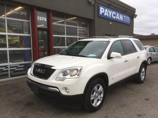Used 2010 GMC Acadia SLE2 for sale in Kitchener, ON