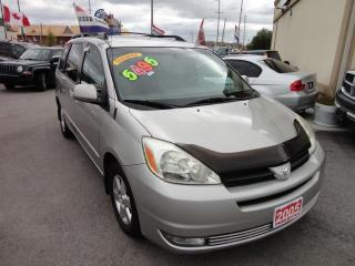 Used 2005 Toyota Sienna LE for sale in Breslau, ON