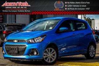 Used 2017 Chevrolet Spark LT |BackUpCam|Sat.Radio|OnStar|Bluetooth|KeylessEntry|Trac.Ctrl| for sale in Thornhill, ON