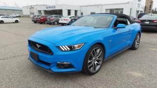 Used 2017 Ford Mustang GT Premium 5.0L V8 435Hp Manual for sale in Stratford, ON