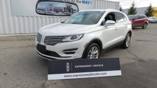Used 2016 Lincoln MKC 2.0L Eco 250Hp Leather, Moon, Navi for sale in Stratford, ON