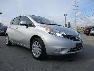 Used 2014 Nissan Versa Note 1.6 SV for sale in Kingston, ON