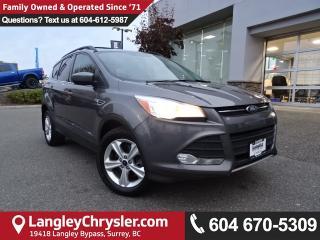Used 2013 Ford Escape SE *ACCIDENT FREE*ONE OWNER*DEALER INSPECTED* for sale in Surrey, BC