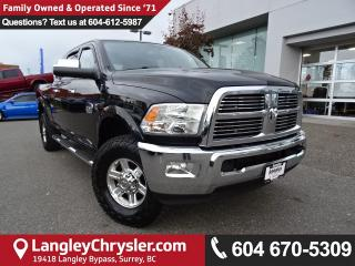 Used 2012 Dodge Ram 3500 Laramie Longhorn *LOCAL BC TRUCK* DEALER INSPECTED* for sale in Surrey, BC