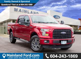 Used 2015 Ford F-150 XLT NO ACCIDENTS, LOCAL, LOW KMS for sale in Surrey, BC