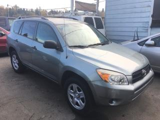 Used 2007 Toyota RAV4 4WD 4dr 4-cyl (Natl) for sale in Coquitlam, BC