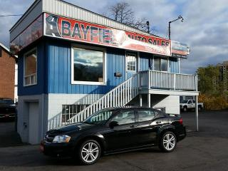 Used 2013 Dodge Avenger SXT **Heated Seats/Alloys/Only 79k!** for sale in Barrie, ON