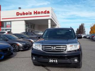 Used 2015 Honda Pilot Touring for sale in Woodstock, ON