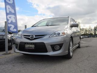 Used 2010 Mazda MAZDA5 GT / ACCIDENT FREE / SERVICE HISTORY / LOCAL CAR for sale in Newmarket, ON