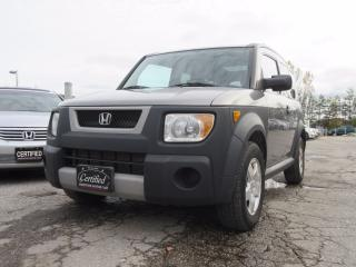 Used 2005 Honda Element EX AWD / ONE OWNER / ACCIDENT FREE for sale in Newmarket, ON