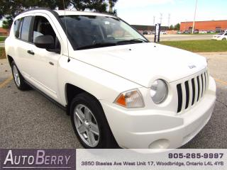 Used 2008 Jeep Compass SPORT - 2.4L - FWD for sale in Woodbridge, ON