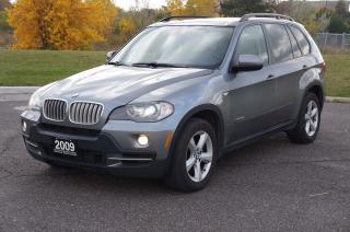 Used 2009 BMW X5 35D Rear DVD Clean Car! for sale in North York, ON