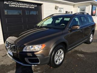 Used 2012 Volvo XC70 3.2 Premier for sale in Kingston, ON