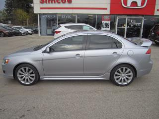 Used 2009 Mitsubishi Lancer GT for sale in Simcoe, ON