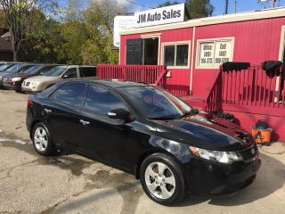 Used 2010 Kia Forte EX w/Sunroof for sale in Toronto, ON
