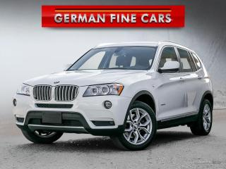 Used 2014 BMW X3 HOLIDAY SEASON *** DEALS*DEALS*DEALS for sale in Caledon, ON