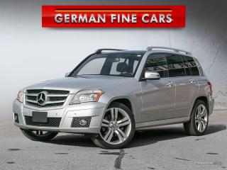Used 2011 Mercedes-Benz GLK350 HOLIDAY SEASON *** DEALS*DEALS*DEALS for sale in Caledon, ON