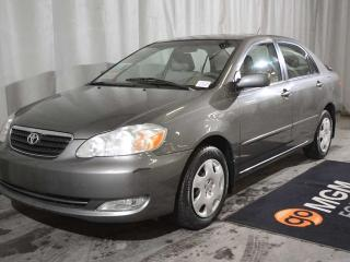 Used 2005 Toyota Corolla LE for sale in Red Deer, AB