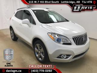 Used 2013 Buick Encore for sale in Lethbridge, AB