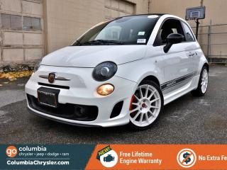 Used 2014 Fiat 500 C Abarth for sale in Richmond, BC