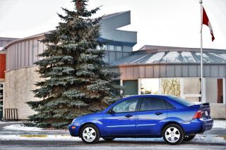 Used 2005 Ford Focus SE for sale in Estevan, SK