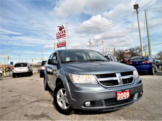 Used 2009 Dodge Journey AUTO 4 CYLINDER GAS SAVER NO RUST PW PL PM A/C for sale in Oakville, ON
