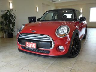 Used 2015 MINI Cooper 3 Door $125 Bi-weekly! for sale in Toronto, ON