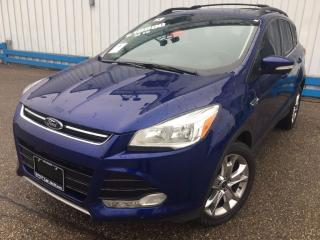 Used 2013 Ford Escape SEL *LEATHER-SUNROOF-NAVIGATION* for sale in Kitchener, ON
