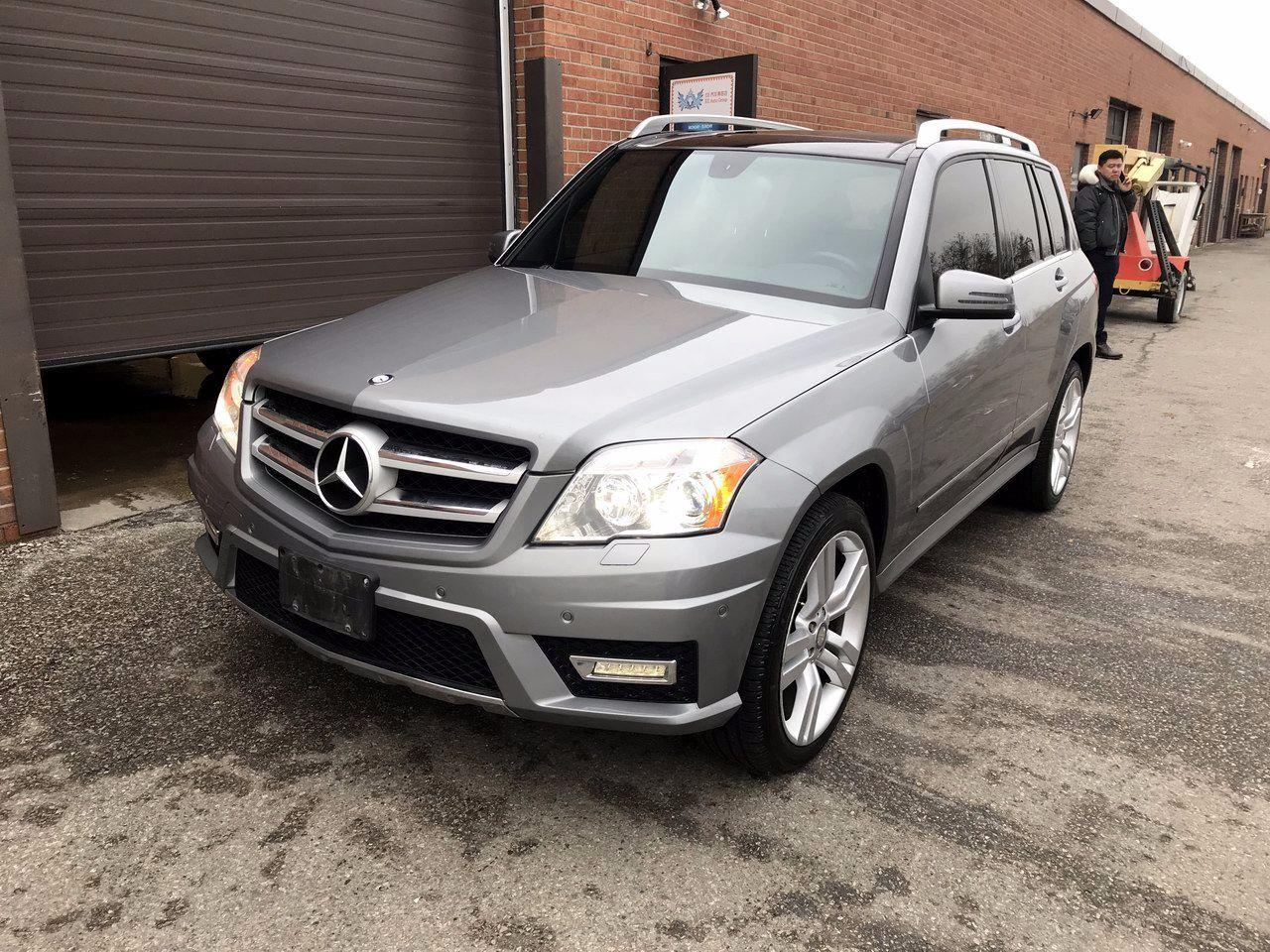 Used 2012 mercedes benz glk350 nav camera pano roof for for Mercedes benz scarborough