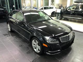 Used 2013 Mercedes-Benz C-Class Luxury Package for sale in Edmonton, AB