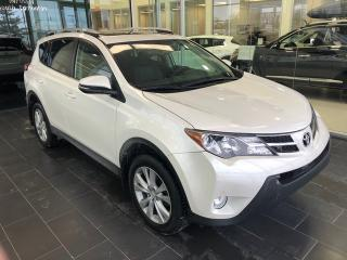 Used 2013 Toyota RAV4 LIMITED  for sale in Edmonton, AB