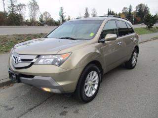 Used 2008 Acura MDX Tech pkg for sale in Surrey, BC