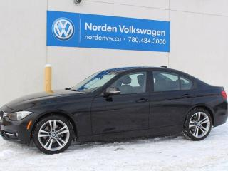 Used 2016 BMW 320 i xDrive for sale in Edmonton, AB