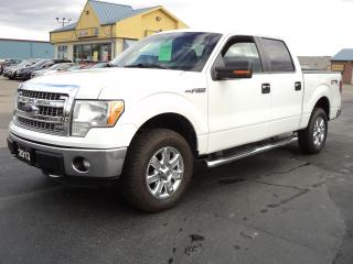 Used 2013 Ford F-150 XLT SuperCrew 4X4 XTR 5.0L 5ftBox for sale in Brantford, ON