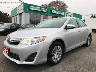 Used 2012 Toyota Camry LE l Bluetooth l No Accidents for sale in Waterloo, ON
