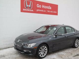 Used 2014 BMW 320 320i, AWD, Xdrive, NAVI for sale in Edmonton, AB