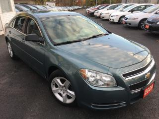 Used 2009 Chevrolet Malibu LS/AUTO/LOADED/ALLOYS/DRIVES LIKE NEW for sale in Scarborough, ON